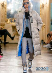 Модные цвета 2020 года мужская мода