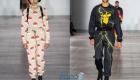 Эпатажные принты осень-зима 2019-2020 мужская мода