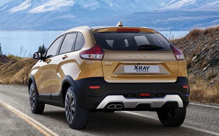 Экстерьер Xray Cross 2020