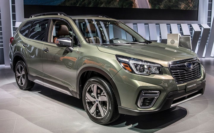 Subaru Forester 2019-2020 года