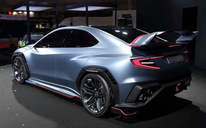 Новый Subaru Impreza 2019-2020 года