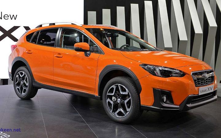 Экстерьер Subaru XV 2019-2020 года