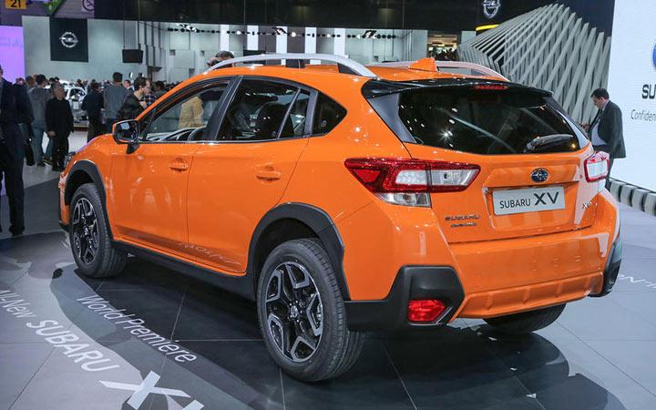 Новый Subaru XV 2019-2020 года