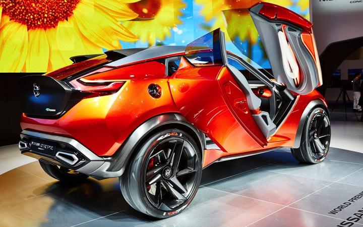 Представлен новый внедорожник Nissan Juke 2020 года
