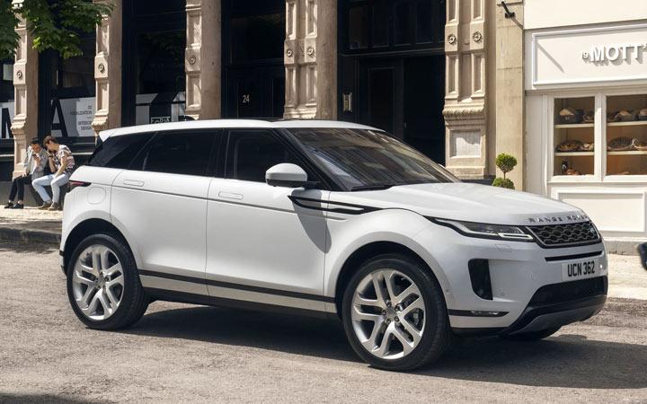 Range Rover Evoque 2019-2020