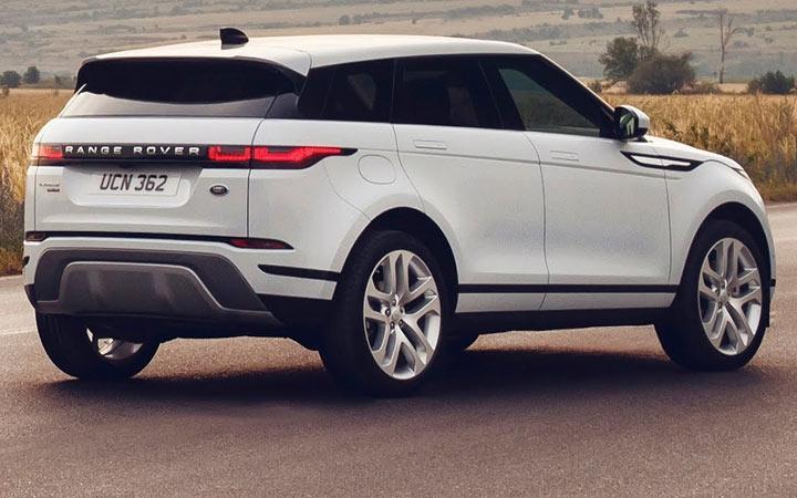 Экстерьер Range Rover Evoque 2019-2020