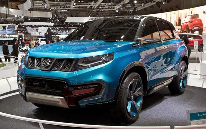 Suzuki Grand Vitara 2019-2020
