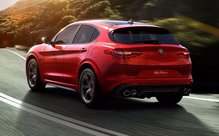 Новая Alfa Romeo Castello 2019-2020 года