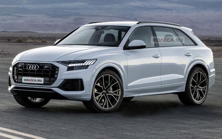 Audi Q9 2019-2020