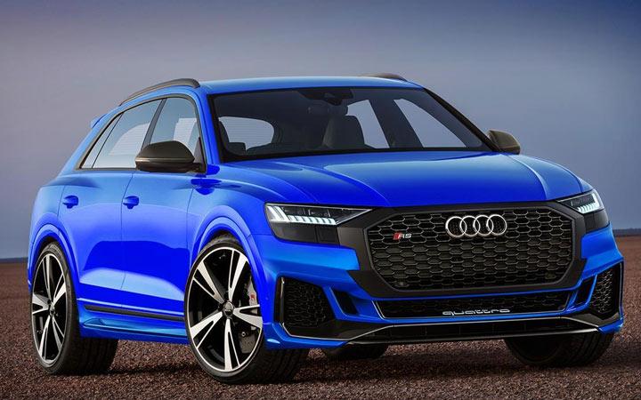 Audi RS Q8 2019-2020