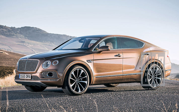 Bentley Bentayga Sport 2019-2020