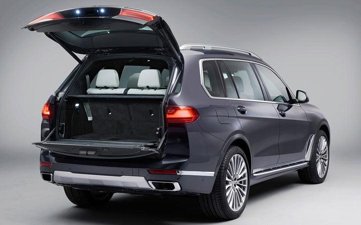 Новый BMW X7 2019-2020