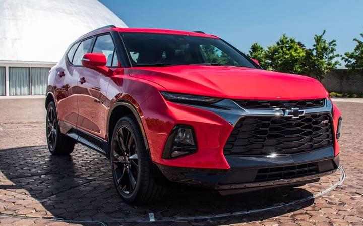 Chevrolet Blazer 2019-2020