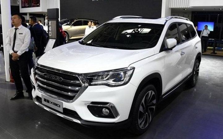 Jetour X90 2019-2020