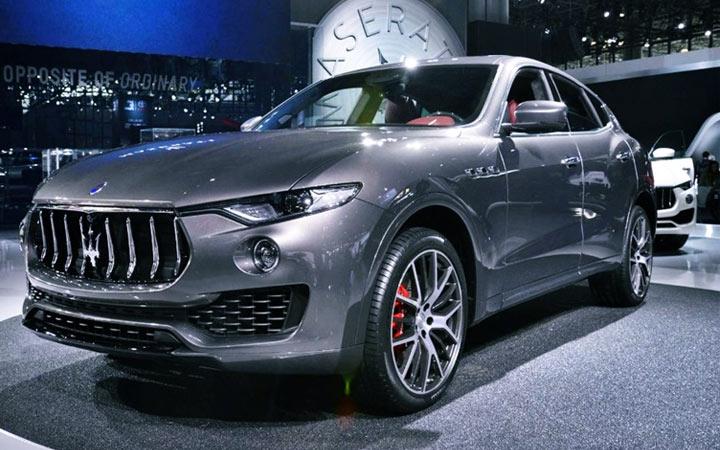 Maserati Levante GTS и Trofeo 2020 года