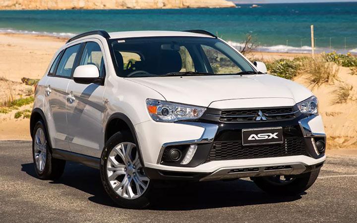 Внедорожник Mitsubishi ASX 2019-2020 года