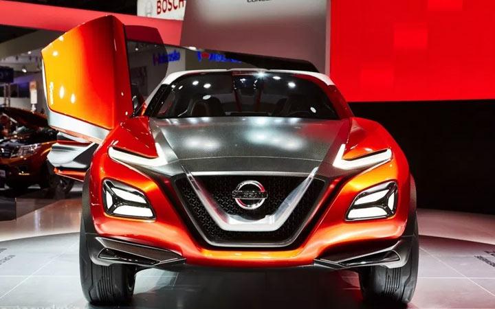 Внедорожник Nissan Juke 2020 года