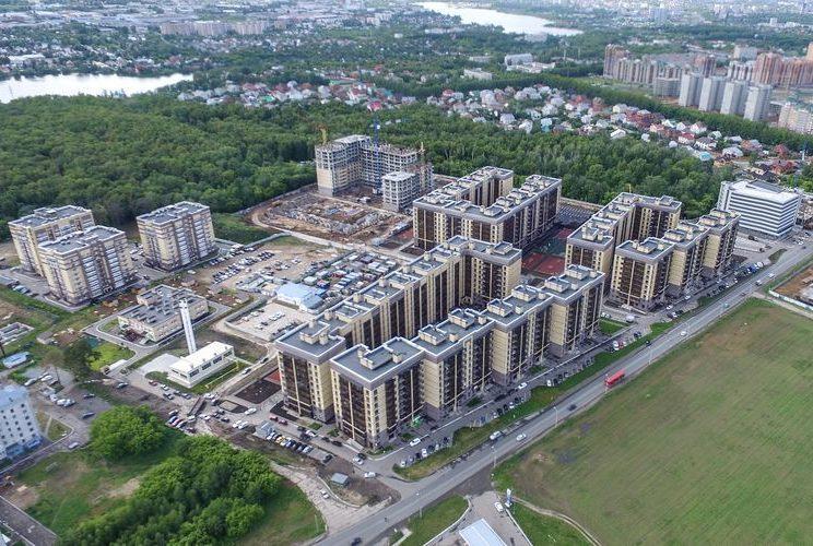 ЖК «Соловьиная роща» Казань