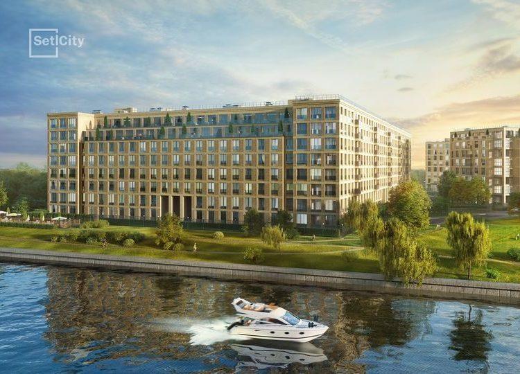 Петровский Квартал на воде