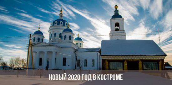 Новый 2020 год в Костроме