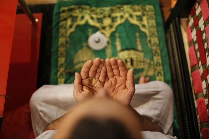 Молитвы в Рамадан