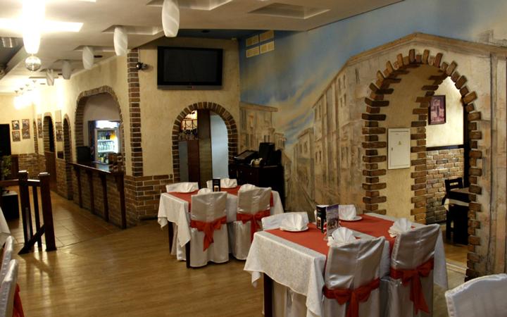 Рестораны Новосибирска на Новый год