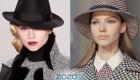Модные модели женских шляп 2019-2020 года