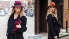 Модные шляпы для женщин зима 2019-2020