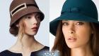 Клош - одна из модных шляп зимы 2019-2020
