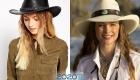 Модная ковбойская шляпа