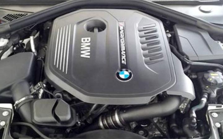 Двигатель БМВ 2 серии