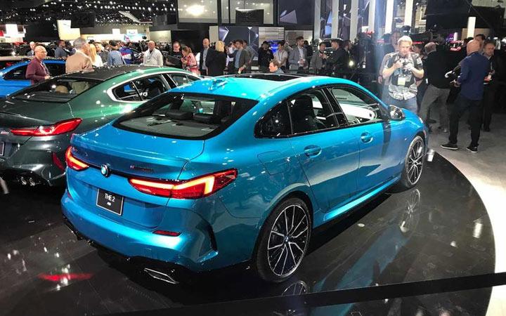 В Лос-Анджелесе представлен BMW 2-series Gran Coupe 2020