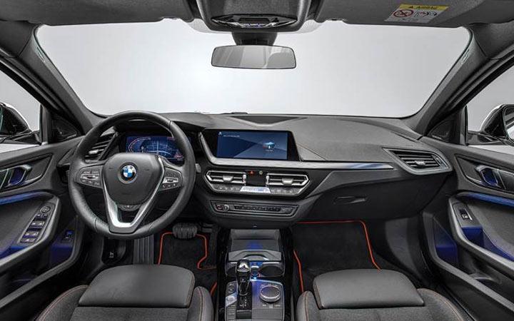 Интерьер BMW 2-series Gran Coupe 2020