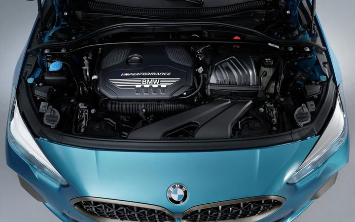 Технические характеристики  BMW 2-series Gran Coupe 2020