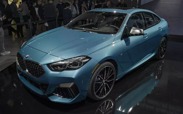 BMW 2-series Gran Coupe 2020  характеристики