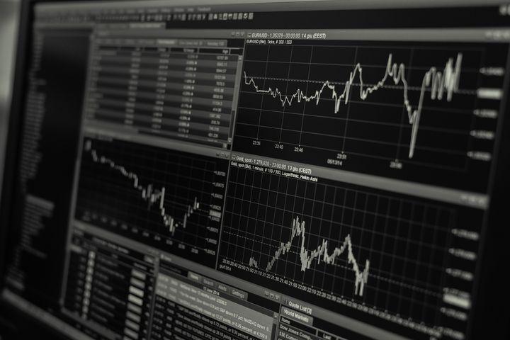 График торгов на бирже