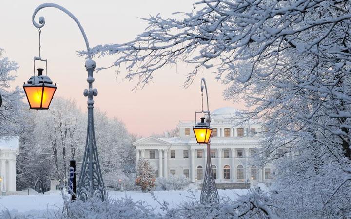 Долгота дня в Санкт-Петербурге в январе 2020 года