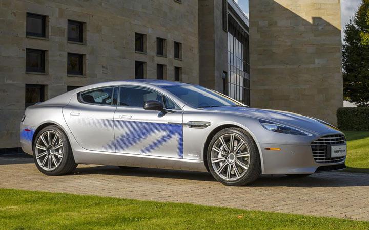 Aston Martin Rapide E 2019-2020 года