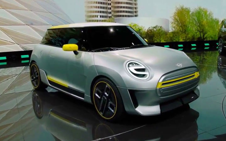 Mini Electric 2019-2020 года