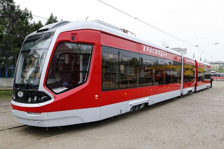 Трамваи в Краснодаре