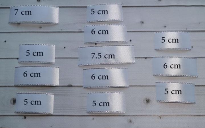 Снежинка канзаши пошаговая инструкция этап 1