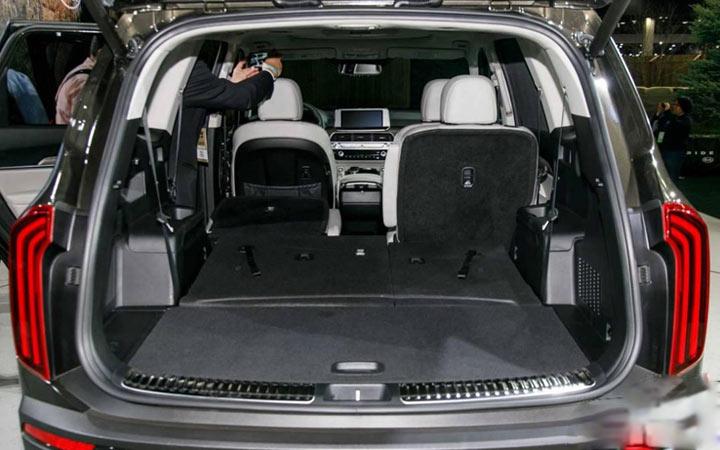 Багажник Kia Tellutide 2019-2020