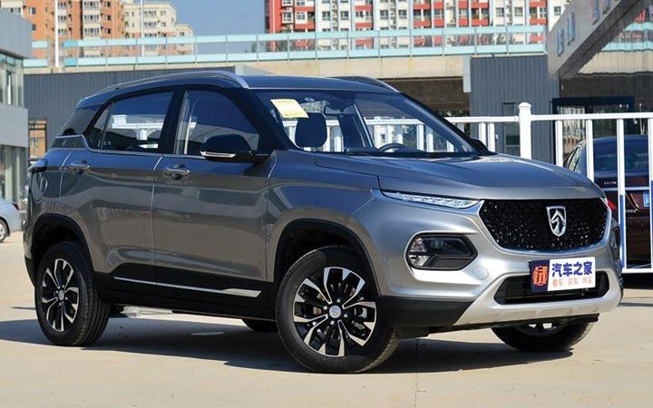 Baojun 510 2019-2020 года