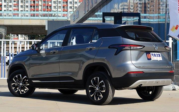 Новый Baojun 510 2019-2020 года