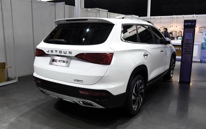 Новый Jetour X90 2019-2020 года