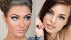 Модный макияж в серых тонах на 2020 год