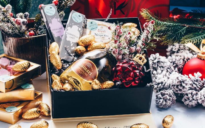 Вкусные подарки на Новый 2020 год