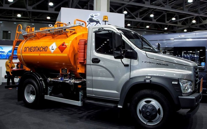 ГАЗон NEXT топливозаправщик 2019-2020 года