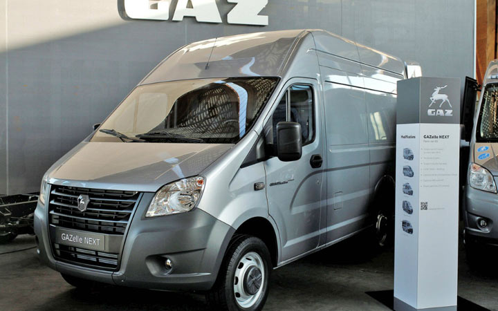 ГАЗель NEXT (Евро-6) 2019-2020 года