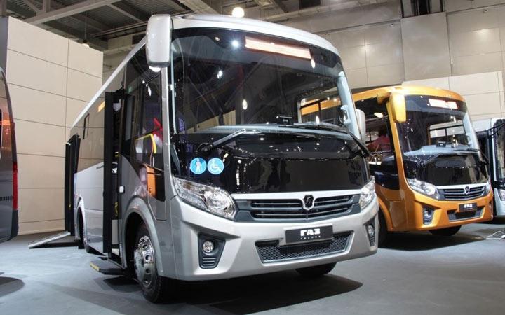 Автобус Вектор-NEXT 8.8 2019-2020 года
